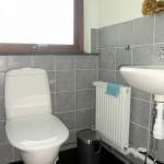 toalett i hus att hyra, Skillinge, Österlen