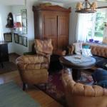 Vardagsrum Skillinge Österlen, hyra hus, hyra stuga, hyra lägenhet