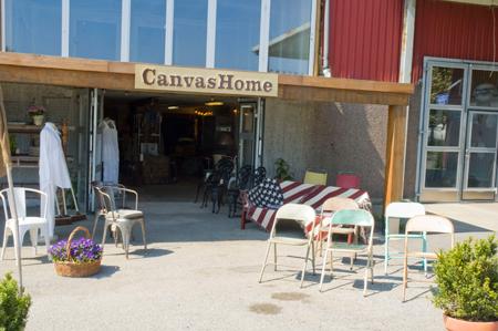 Vintage möbler hamnen, skillinge österlen