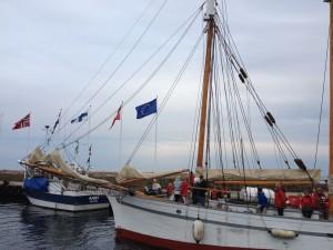 Klara Marie - segelfartyg