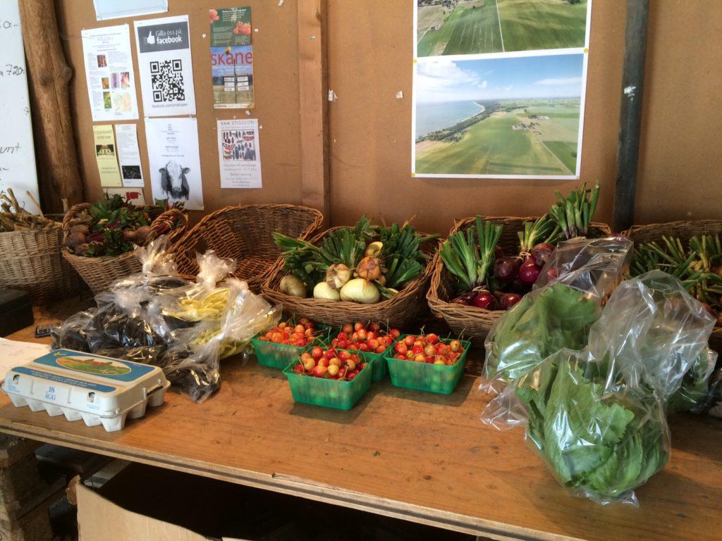 grönsaker örnahusens gårdsbutik