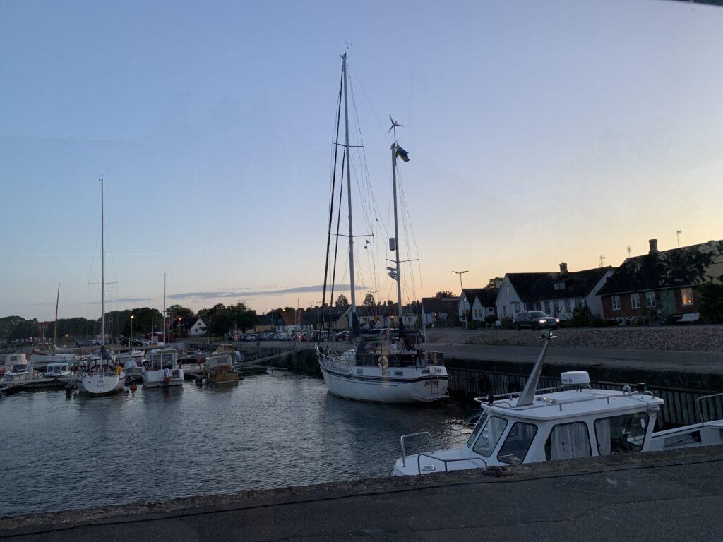 Hamnen i Skillinge, Skillinge hamnkrog
