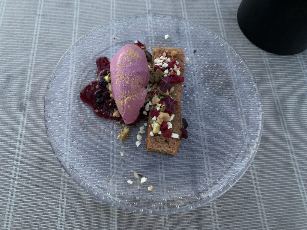 Dessert Skillinge hamnkrog